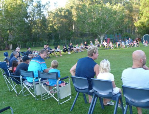 Fifth Annual CampOut in South Tweed